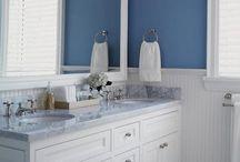 marynistyczna łazienka