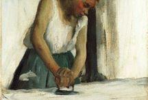 ART   Degas.