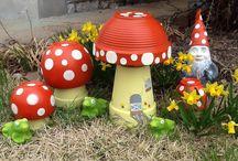 Terracotta Pots Ideas Projects