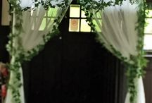 Village Hall Weddings / A village is an amazing blank canvass & really allows you to showcase your personalities. An explosion of color or pretty vintage pastels these venues are hidden gems