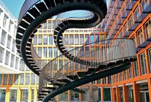 Endless Staircase Spiral