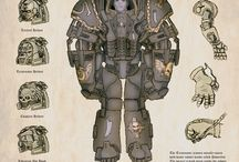 Warhammer 40k - Fluff / Lore and art about the 40k universe