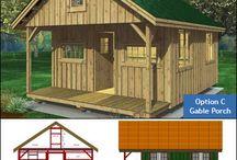 My cabin idea's
