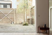 Courtyards x Gardens