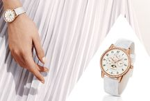 Bohème Collection / The appeal of the new ladies' collection from Montblanc lies in its lightness and sheer elegance. Modern design elements combine the highest standards of watchmaking, valuable writing instruments and elegant accessories to form this product ensemble.