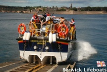 Berwick Upon Tweed / Everything to do with the border town of Berwick Upon Tweed. / by Honey Tucker