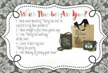Thirty-One Party Participation Ideas