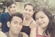 My lovely friend's