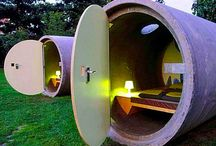 Unusual Hotels / Hotels that are that little bit different from the rest. #bucket #list #hotels