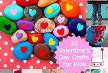 Valentine's Day Crafts/Activities