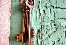 Knock Knock Who's There? / by Susan Smith