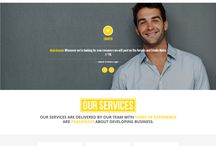 Web-design / my inspiration for the job