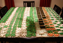 Cookies - St Patricks Day / by Tara Breitner Lethbridge