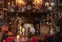 Victorian future teller