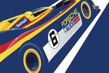 Race graphics & livery