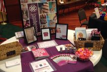 Jamberry vendor Table