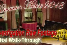 Kinsman House - Warren, Ohio - Feb 17, 2018 - Paranormal Investigation / The following is video, audio, and photos that we collected during our paranormal investigation.   If you see or hear anything in the videos, please leave us a comment on YouTube marking the time in the videos.