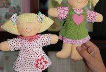 Padrões de boneca