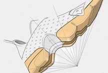 Sketches / Inspiration, nice presentation
