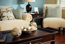 Living room ideas / by Linnie Dumas