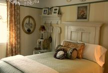 Alaçatı Yatak odaları