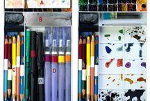 Art & Sketching Tools