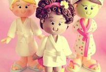 boneca de banheiros