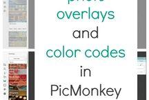 PicMonkey / by ✄ Kelly Gilbert