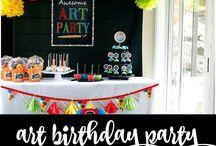 Birthday Party Inspiration