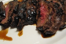Recipes - Beef and Steak / by Janell