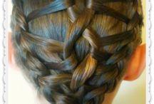 Hair..