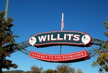 Willits...where the Hell is Willits? / by Kim Figg-Hoblyn