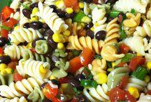 těstovinové saláty
