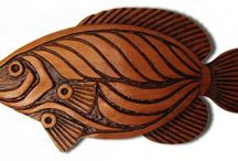 Carving - Fish Carving