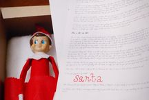 Elf on the Shelf } / by Mignon Derks