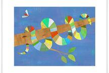 Inspiracje - afrykański quilt