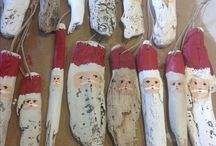 Holiday driftwood