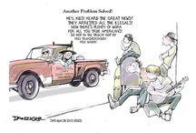 Cartoons that I like / by Kenneth Weene