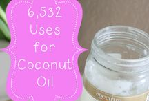 Coconut Oil / by Kim Thomas