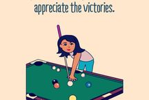Game Room Quotes / Quotes for the game lovers out there! From your friends at http://www.thailandpooltables.com/