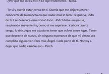 ♥ Cositas :3 ♥ / by Milagros Ramírez