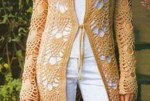 Crochet Garments / by Susan Lowman