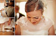 Making Of / Brautstyling und Vorbereitung