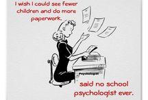 School Psych / by Kristen Peaster