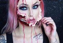 Halloween grime