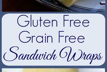 starch free recipes