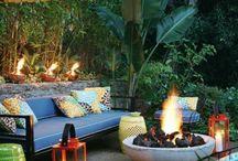 Tuin inspiratie nieuw huis