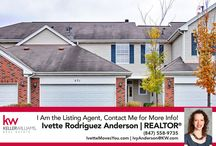 Real Estate for Sale in East Dundee, IL / Real Estate for Sale in East Dundee, IL brought to you by Ivette Rodriguez Anderson of Keller Williams Success Realty.