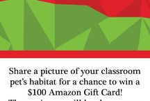 Fun with Pets in the Classroom / by Pets in the Classroom Grant Program