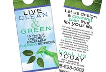 Collateral Design for Clients / From Brochures, Business Cards to Billboards, we design all of it for clients to promote business development!